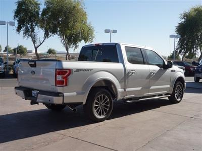 2018 F-150 SuperCrew Cab 4x2,  Pickup #C180490 - photo 3