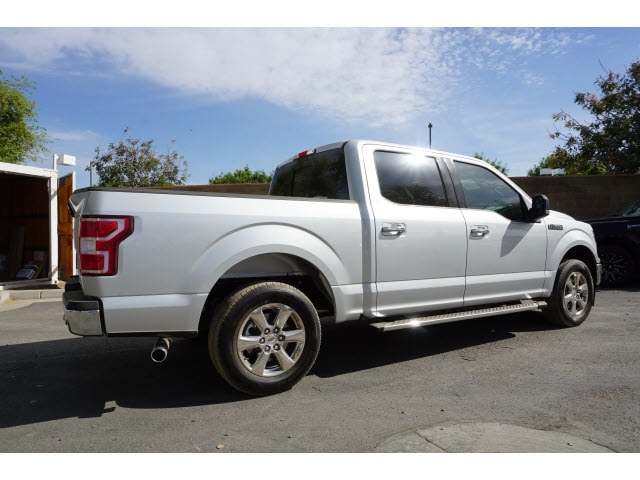 2018 F-150 SuperCrew Cab 4x2,  Pickup #C181373 - photo 2