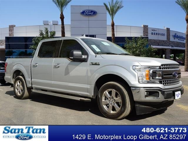 2018 F-150 SuperCrew Cab 4x2,  Pickup #C181373 - photo 1