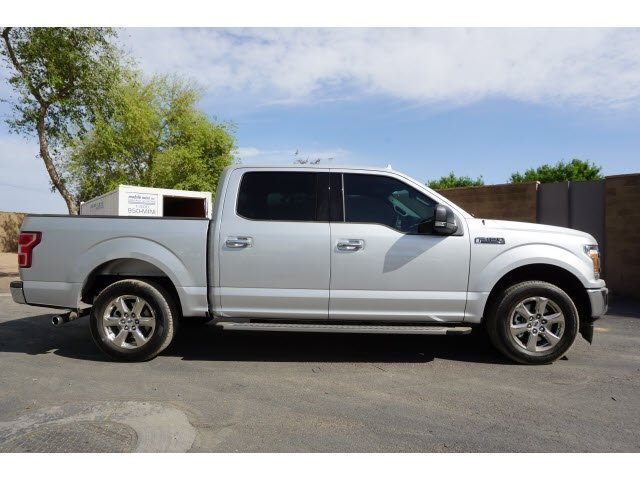 2018 F-150 SuperCrew Cab 4x2,  Pickup #C181373 - photo 3