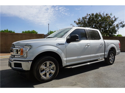 2018 F-150 SuperCrew Cab 4x2,  Pickup #C181373 - photo 8