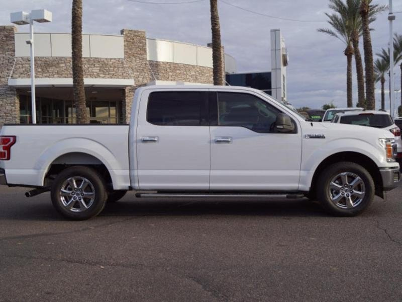 2018 F-150 SuperCrew Cab 4x2,  Pickup #C182790 - photo 8