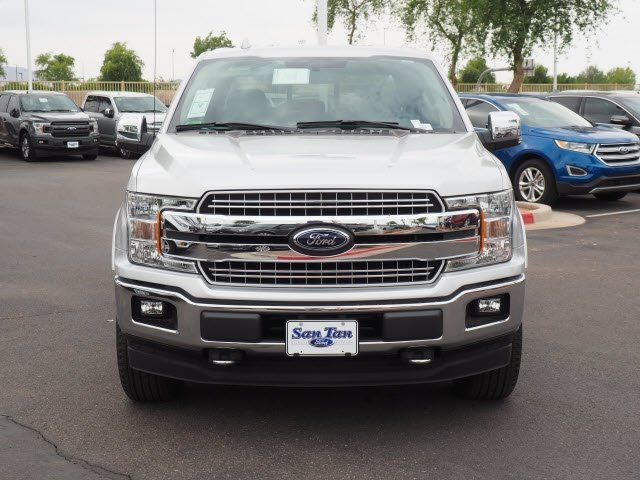 2018 F-150 SuperCrew Cab 4x4,  Pickup #C182838 - photo 3