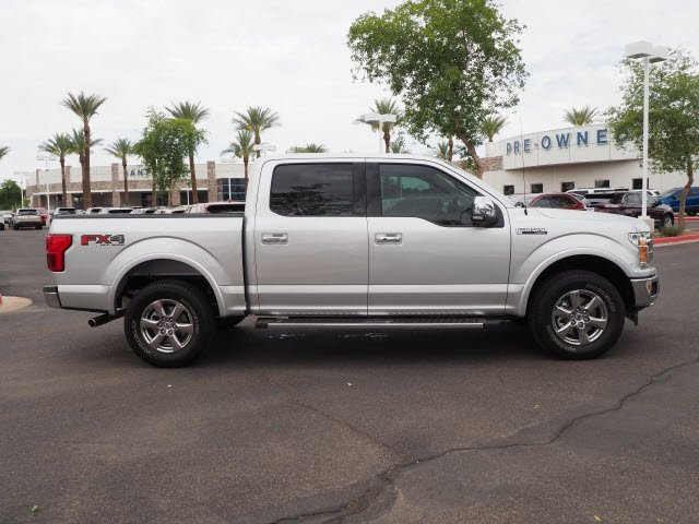 2018 F-150 SuperCrew Cab 4x4,  Pickup #C182838 - photo 4