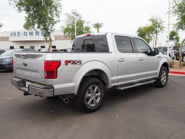 2018 F-150 SuperCrew Cab 4x4,  Pickup #C182838 - photo 2