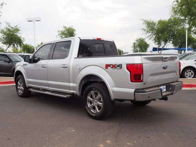 2018 F-150 SuperCrew Cab 4x4,  Pickup #C182838 - photo 6