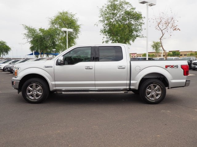 2018 F-150 SuperCrew Cab 4x4,  Pickup #C182838 - photo 7