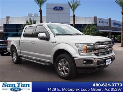 2018 F-150 SuperCrew Cab 4x4,  Pickup #C182838 - photo 1