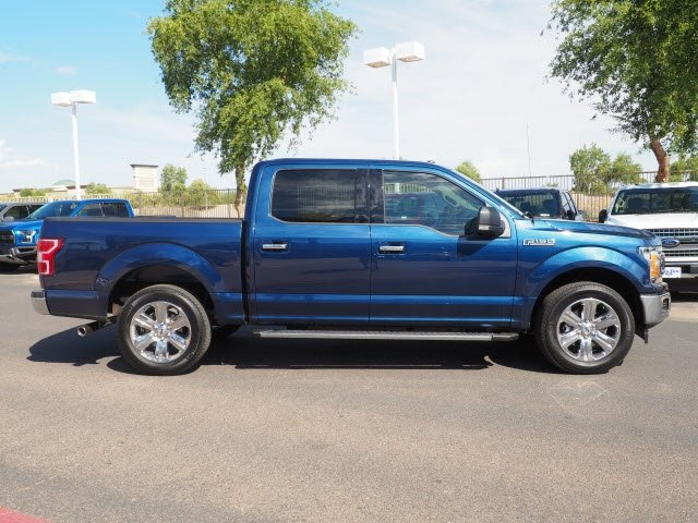 2018 F-150 SuperCrew Cab 4x2,  Pickup #C182887 - photo 4