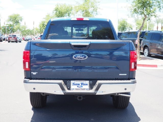 2018 F-150 SuperCrew Cab 4x4,  Pickup #C182895 - photo 2