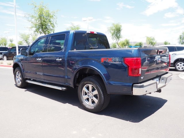 2018 F-150 SuperCrew Cab 4x4,  Pickup #C182895 - photo 5