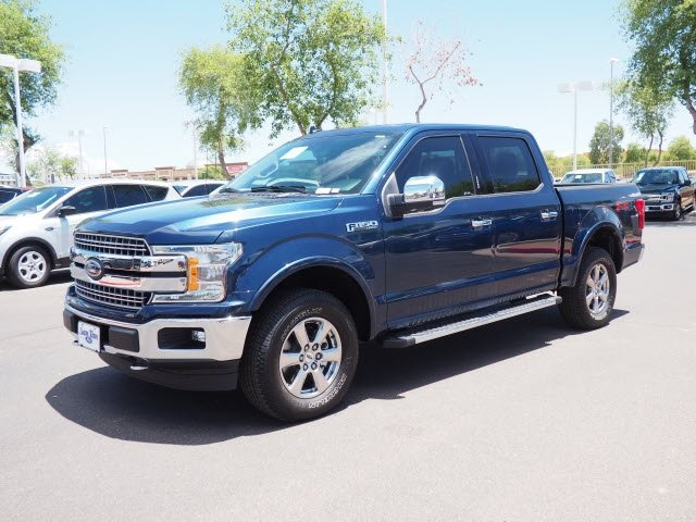 2018 F-150 SuperCrew Cab 4x4,  Pickup #C182895 - photo 7