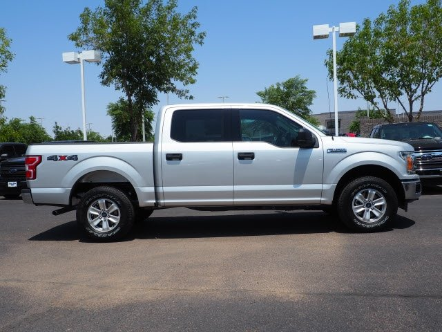 2018 F-150 SuperCrew Cab 4x4,  Pickup #C183074 - photo 4