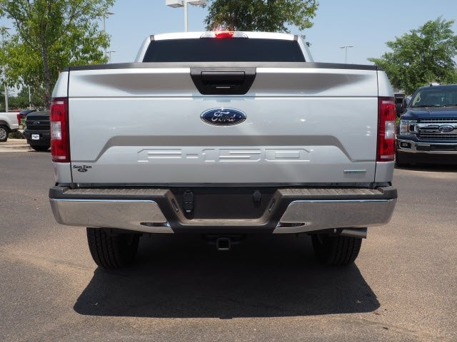2018 F-150 SuperCrew Cab 4x4,  Pickup #C183074 - photo 5