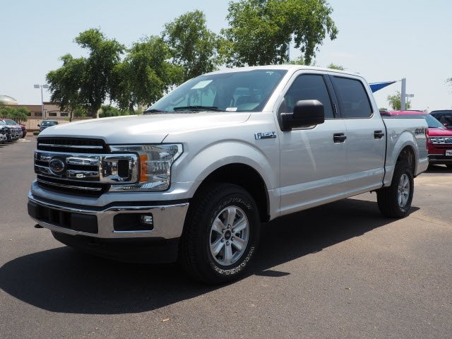 2018 F-150 SuperCrew Cab 4x4,  Pickup #C183074 - photo 8