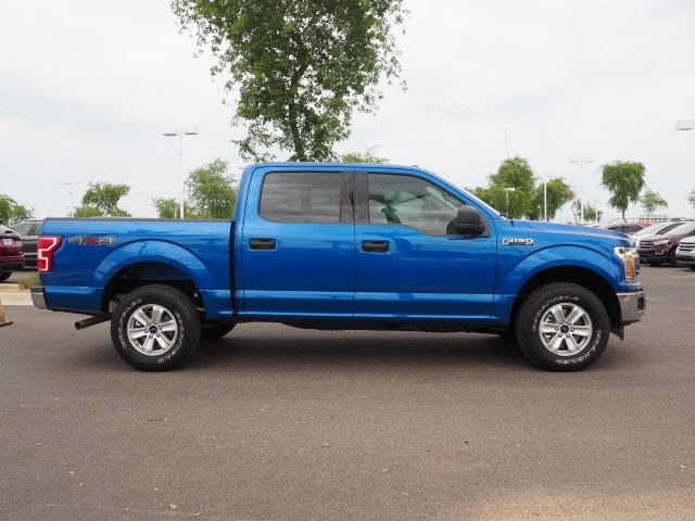 2018 F-150 SuperCrew Cab 4x4,  Pickup #C183105 - photo 4