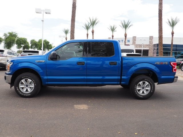 2018 F-150 SuperCrew Cab 4x4,  Pickup #C183105 - photo 7