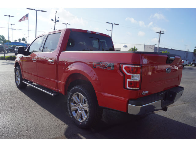 2018 F-150 SuperCrew Cab 4x4,  Pickup #000E1719 - photo 3