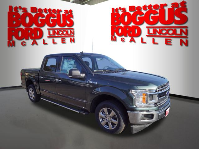 2018 F-150 SuperCrew Cab 4x2,  Pickup #000E2521 - photo 3