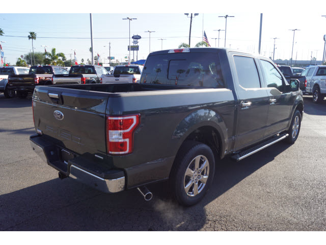 2018 F-150 SuperCrew Cab 4x2,  Pickup #000E2521 - photo 4