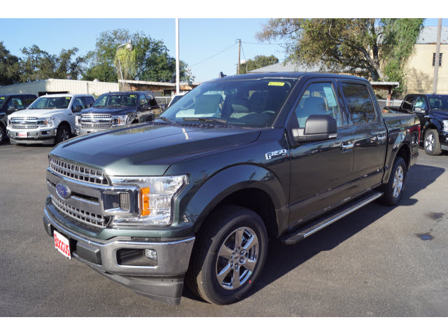 2018 F-150 SuperCrew Cab 4x2,  Pickup #000E2521 - photo 1