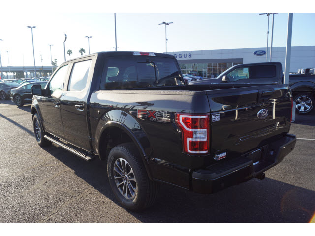 2018 F-150 SuperCrew Cab 4x4,  Pickup #000E2545 - photo 2