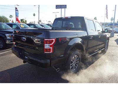 2018 F-150 SuperCrew Cab 4x4,  Pickup #000E2545 - photo 4