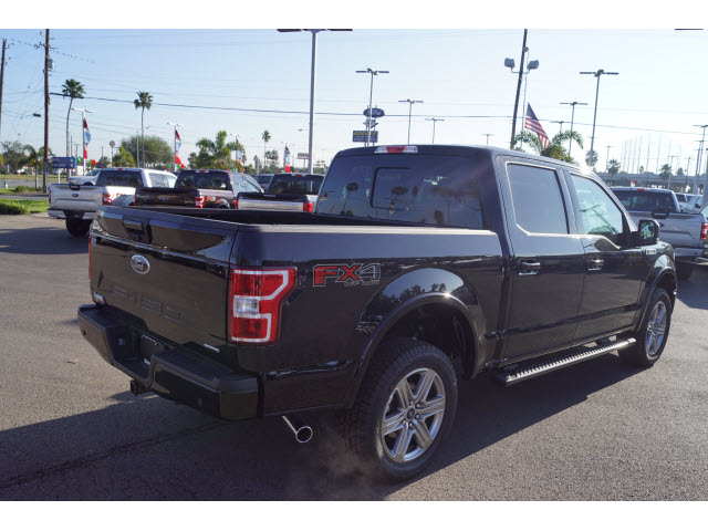 2018 F-150 SuperCrew Cab 4x4,  Pickup #000E2547 - photo 4