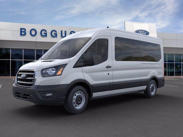 2020 Ford Transit 350 Med Roof 4x2, Passenger Wagon #000G1294 - photo 1