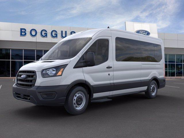 2020 Ford Transit 350 Med Roof 4x2, Passenger Wagon #000G1692 - photo 1