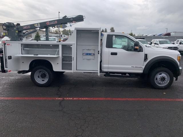 2019 Ford F-550 Regular Cab DRW 4x4,  Knapheide Mechanics Body #72292 - photo 1