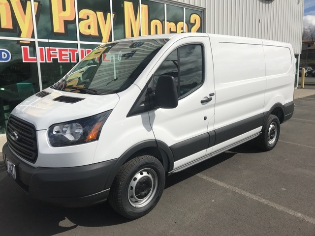 2018 Transit 350 Low Roof 4x2,  Empty Cargo Van #F71716 - photo 3
