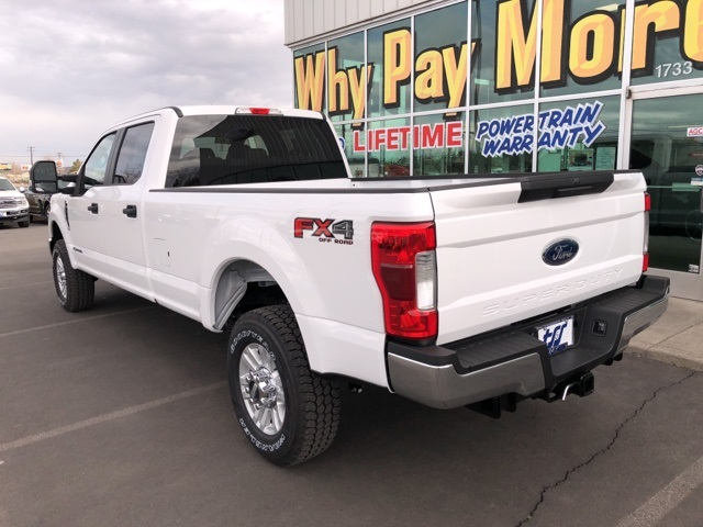 2018 F-350 Crew Cab 4x4,  Pickup #F71747 - photo 2