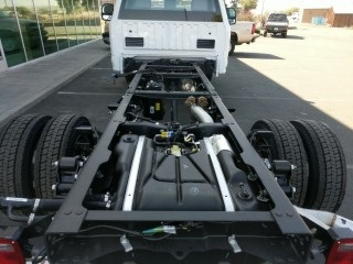 2018 F-550 Regular Cab DRW 4x4,  Cab Chassis #F71813 - photo 11