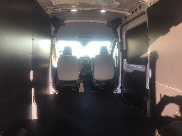 2018 Transit 350 Med Roof 4x2,  Empty Cargo Van #F71820 - photo 2
