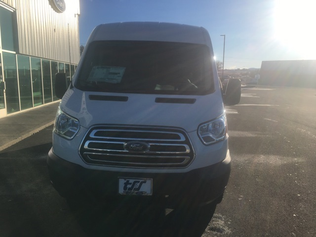 2018 Transit 350 Med Roof 4x2,  Empty Cargo Van #F71820 - photo 4