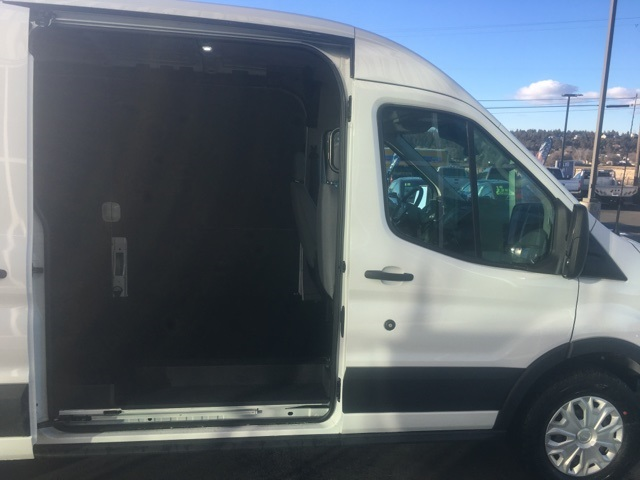 2018 Transit 350 Med Roof 4x2,  Empty Cargo Van #F71820 - photo 6
