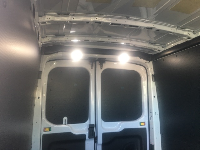 2018 Transit 350 Med Roof 4x2,  Empty Cargo Van #F71820 - photo 8