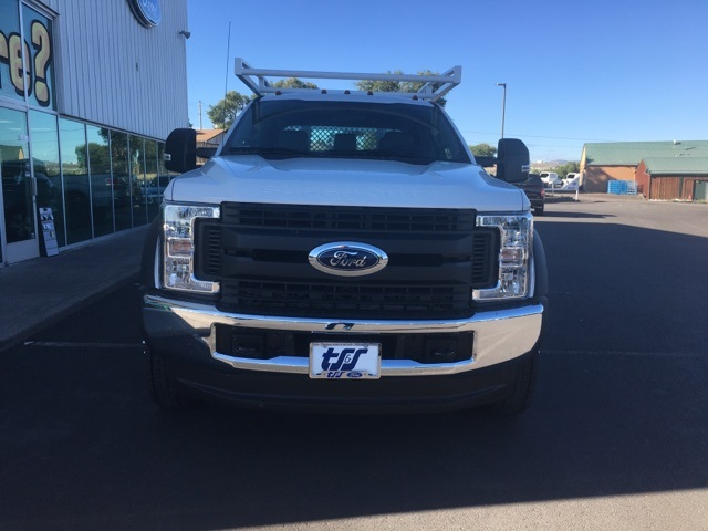2018 F-450 Crew Cab DRW 4x4,  Harbor Contractor Body #F71825 - photo 4