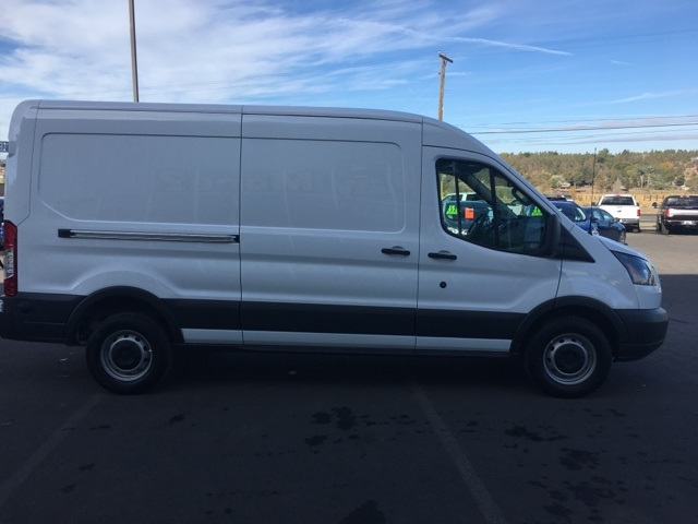 2018 Transit 250 Med Roof 4x2,  Empty Cargo Van #F71842 - photo 8