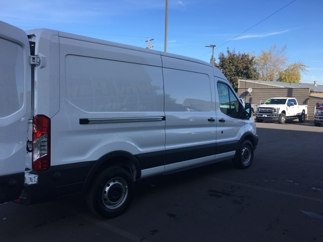 2018 Transit 250 Med Roof 4x2,  Empty Cargo Van #F71842 - photo 2
