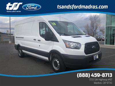 2018 Transit 250 Med Roof 4x2,  Empty Cargo Van #F71842 - photo 1
