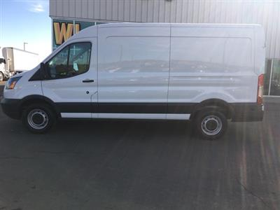 2018 Transit 250 Med Roof 4x2,  Empty Cargo Van #F71842 - photo 3