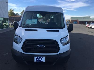 2018 Transit 250 Med Roof 4x2,  Empty Cargo Van #F71842 - photo 4