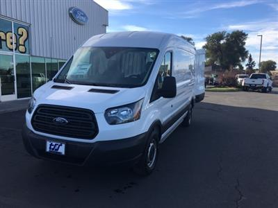 2018 Transit 250 Med Roof 4x2,  Empty Cargo Van #F71842 - photo 5