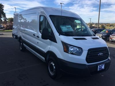 2018 Transit 250 Med Roof 4x2,  Empty Cargo Van #F71842 - photo 6