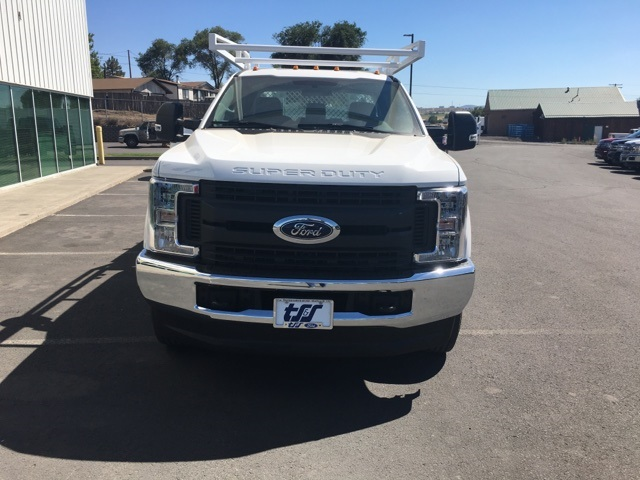2018 F-350 Super Cab DRW 4x4,  Harbor Contractor Body #F71846 - photo 4