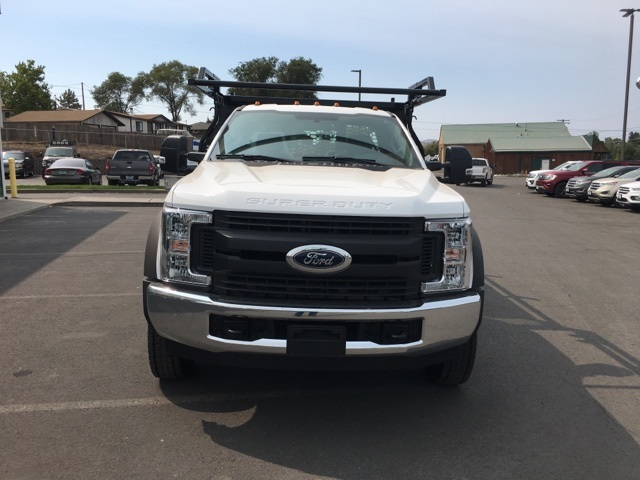 2018 F-450 Regular Cab DRW 4x2,  Knapheide Contractor Body #F71859 - photo 4
