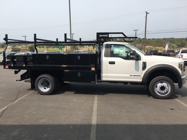 2018 F-450 Regular Cab DRW 4x2,  Knapheide Contractor Body #F71859 - photo 6