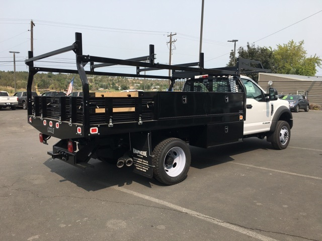 2018 F-450 Regular Cab DRW 4x2,  Knapheide Contractor Body #F71859 - photo 2